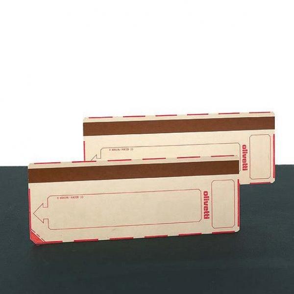 Magnetic Card Olivetti