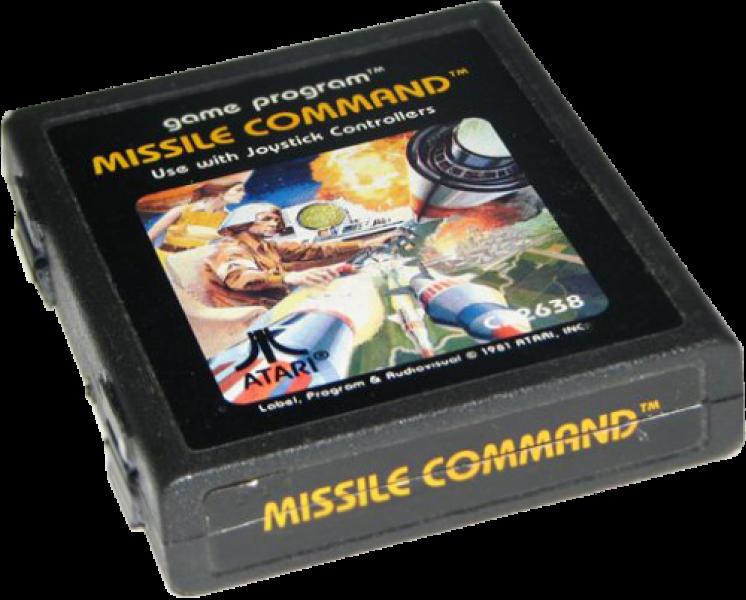 ROM Cartridge Atari