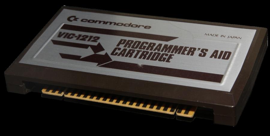 ROM Cartridge Commodore VIC 20