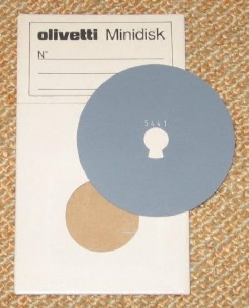Minidisk